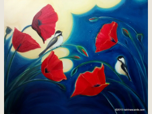 Oil Paintings Gallery - Click to enter Gallery